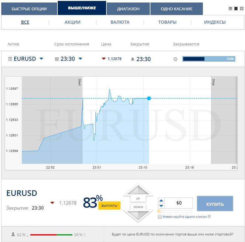 Современная и надежная торговая платформа Opteck