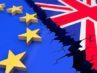 Новости бинарных опционов: По результатам референдума Британия покидает ЕС. Мировые рынки рухнули.